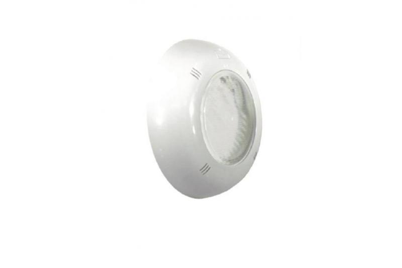 Lumiplus s-lim 1.11 luce bianca 1485 lumens 24w per piscina c.a.+riv. flangia abs