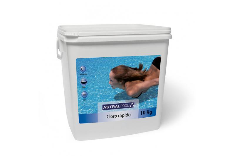 Cloro rapido in pastiglie per piscina for Cloro per piscine