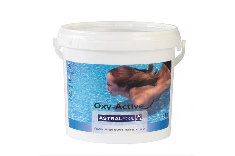 Ossigeno attivo per piscne Oxy Active in pastiglie