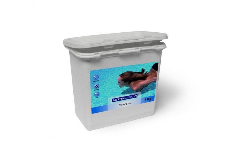 Dicloro granulare 56% da 5 kg