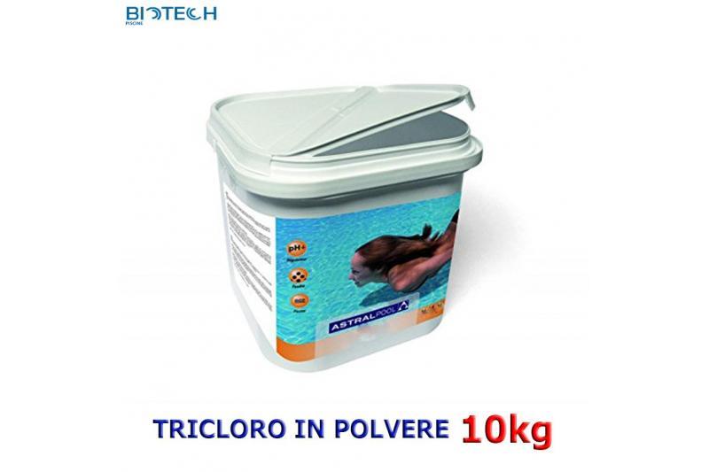 Tricloro in polvere 10 kg