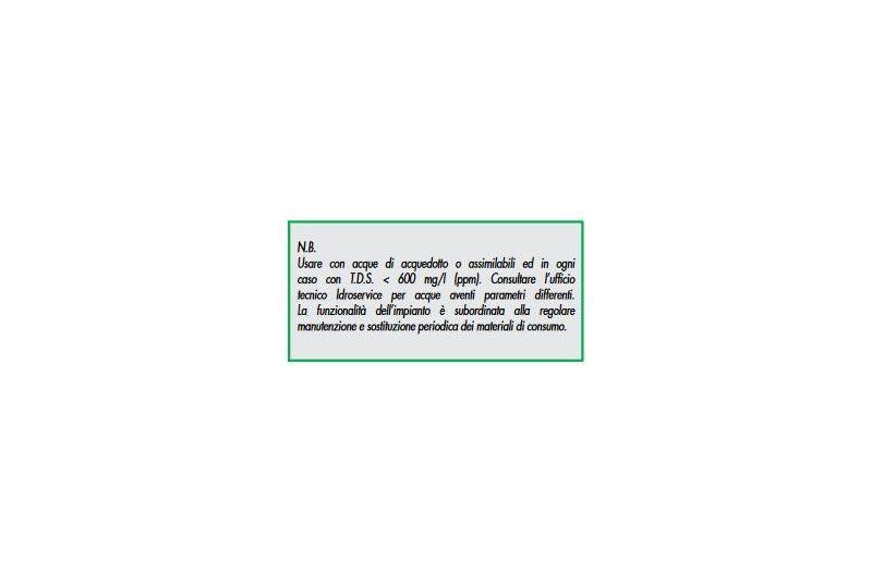 Membrane per sistemi di osmosi inversa