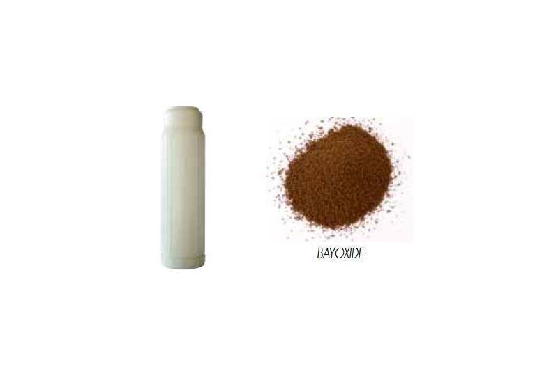 Cartucce per rimozione arsenico