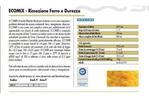 ECOMIX - Rimozione Ferro e Durezza 25 LT
