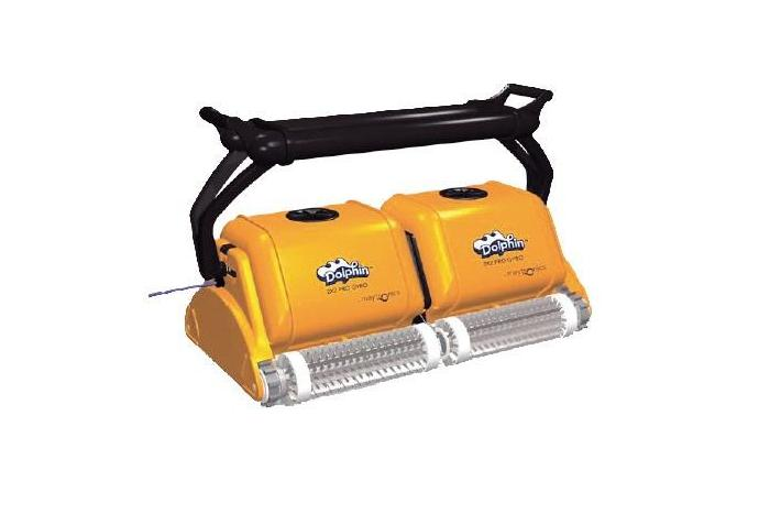 Pulitore per piscina FLIPPER PRO 2 X 2