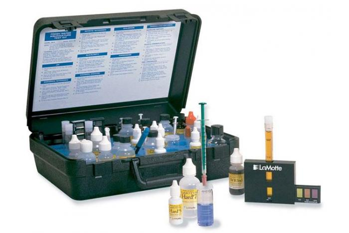 Kit per Analisi Acqua