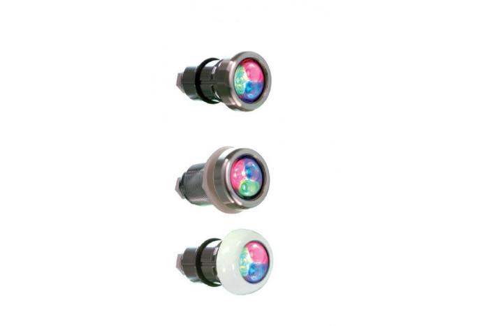 Lumiplus micro a luce rgb per SPA e piscine
