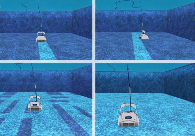 Pulitore per piscina h3 duo - Pulitore per piscina ...